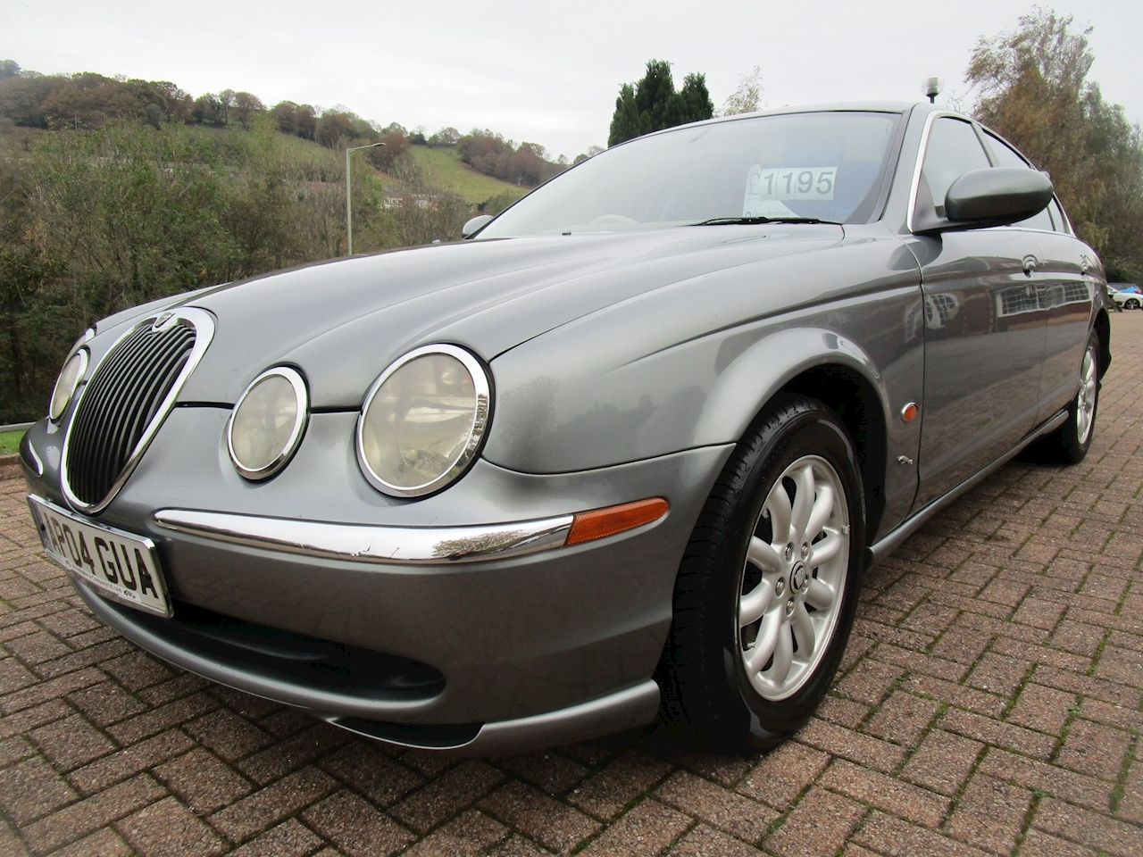S-Type V6 Saloon 2.5 Automatic Petrol