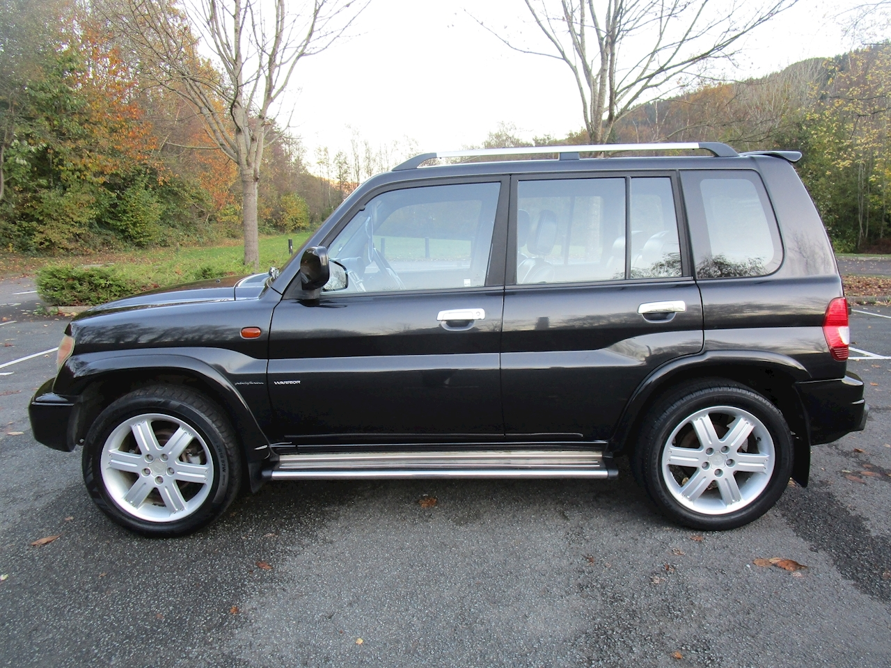 Shogun Pinin Gdi Warrior Estate 2.0 Manual Petrol