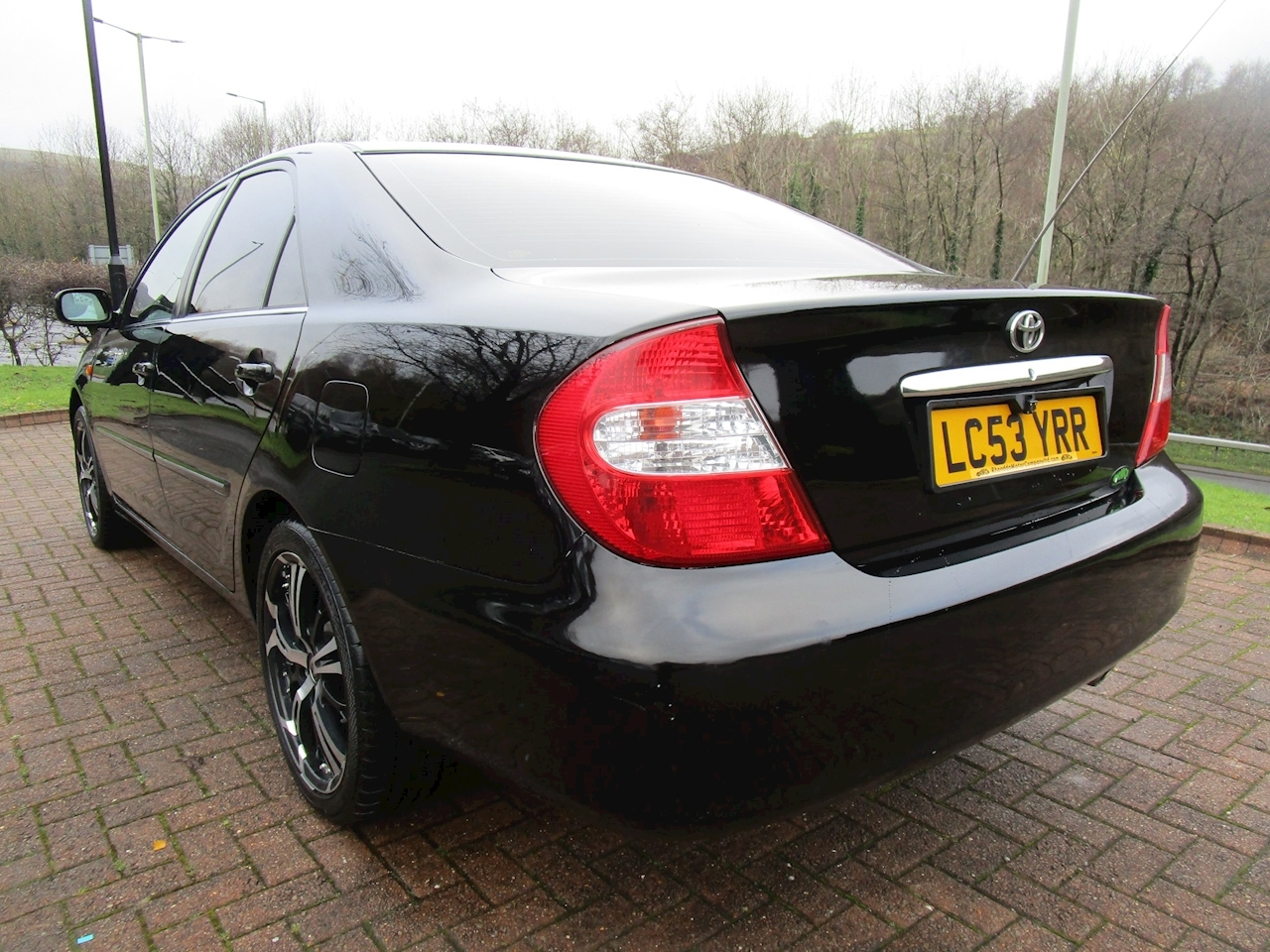 Camry Vvt-I Cdx 2.4 4dr Saloon Automatic Petrol