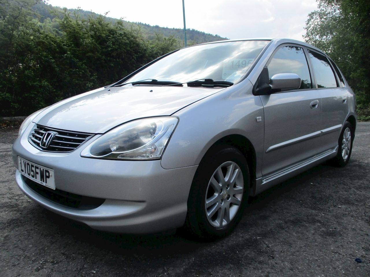 Civic Ctdi Se Hatchback 1.7 Manual Diesel