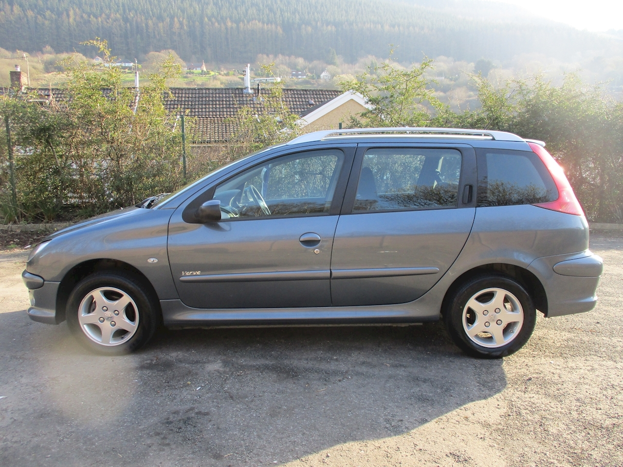 206 Sw Verve E4 Estate 1.4 Manual Petrol