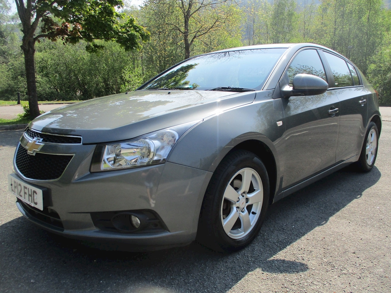 Cruze Lt Hatchback 1.6 Manual Petrol