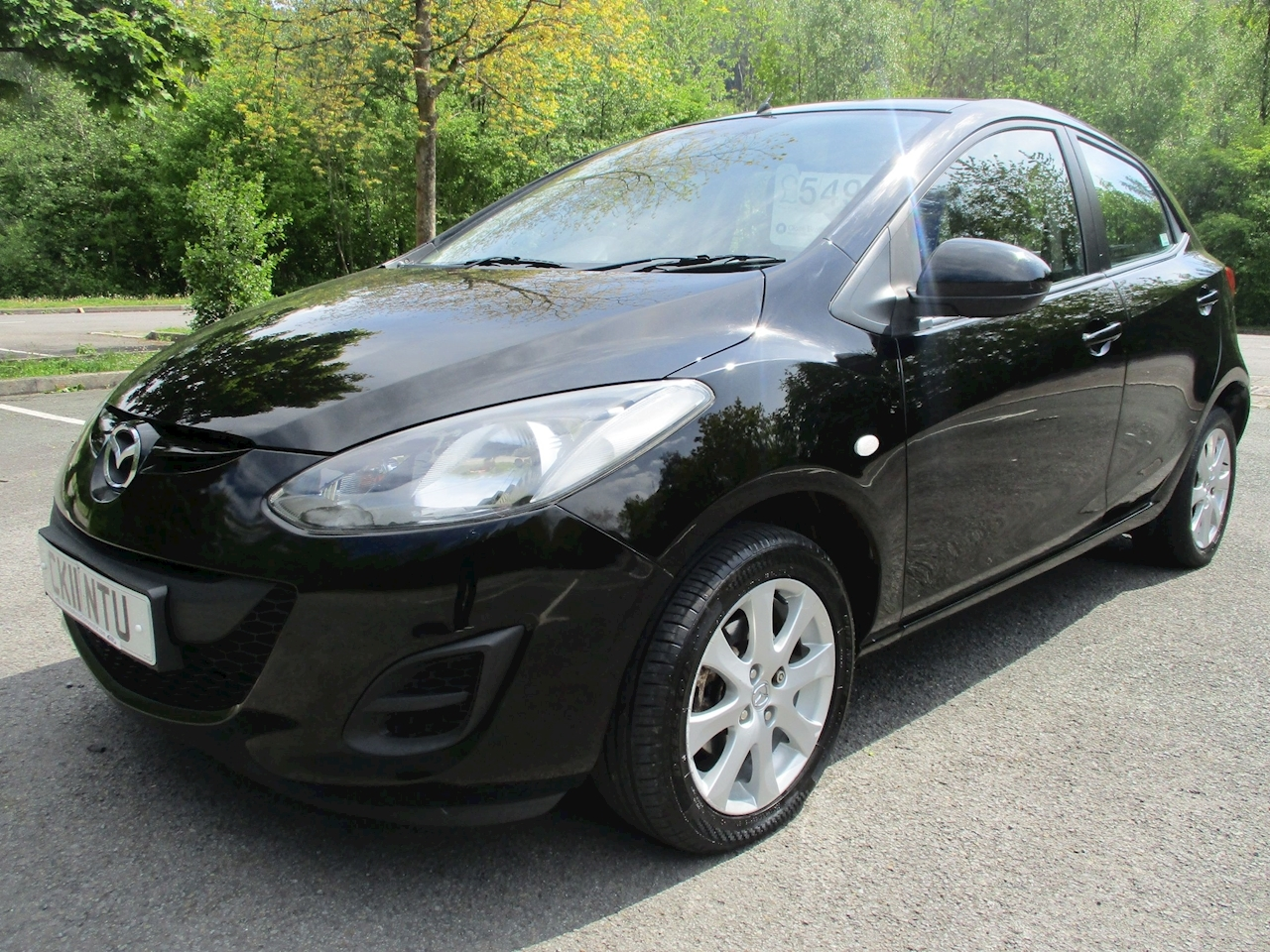 Mazda 2 Ts2 Activematic Hatchback 1.5 Automatic Petrol