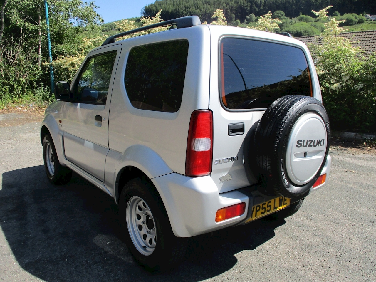 Jimny Jlx Estate 1.3 Manual Petrol