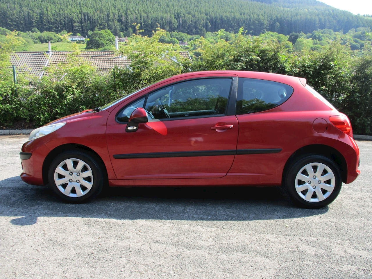 207 S Hatchback 1.4 Manual Petrol