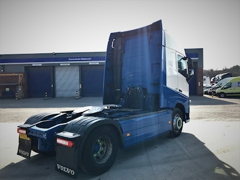 Fh Fh460 4X2t Hslp 12.8 2dr Tractor (Heavy Haulage) Manual Diesel