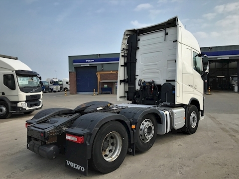 Fh Fh500 6X2t Pa Hslp 12.8 2dr Tractor (Heavy Haulage) I Shift Diesel