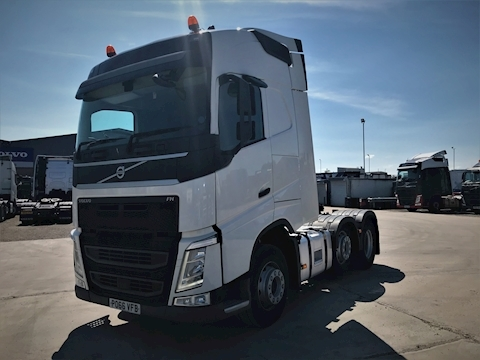 Fh FH 460 6X2 GT 12.8 2dr Tractor (Heavy Haulage) Manual Diesel