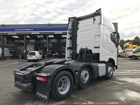 FH4 FH 460 6x2 GT 12.8 2dr Tractor (Heavy Haulage) I-Shift Diesel