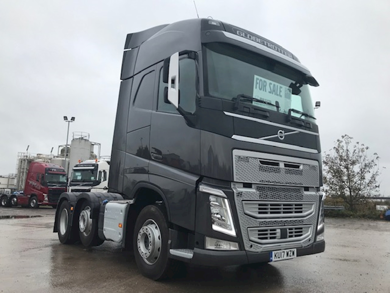 Volvo FH4 FH13 460 6x2 Globetrotter 12.8 2dr Tractor (Heavy Haulage) I-Shift Diesel