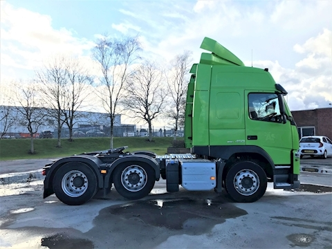 FM 450 6x2 Globetrotter 10.8 2dr Tractor Unit I-Shift Diesel