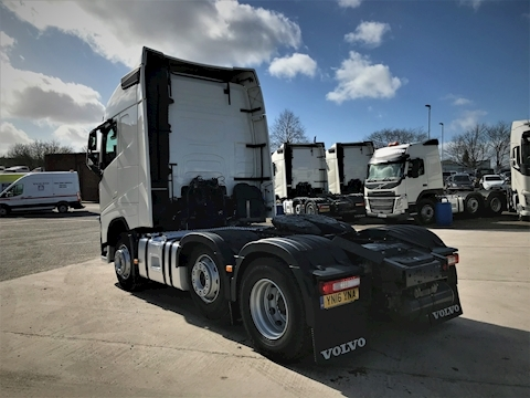FH4 FH13 500 6x2 Globetrotter 12.8 2dr Tractor (Heavy Haulage) I Shift Diesel