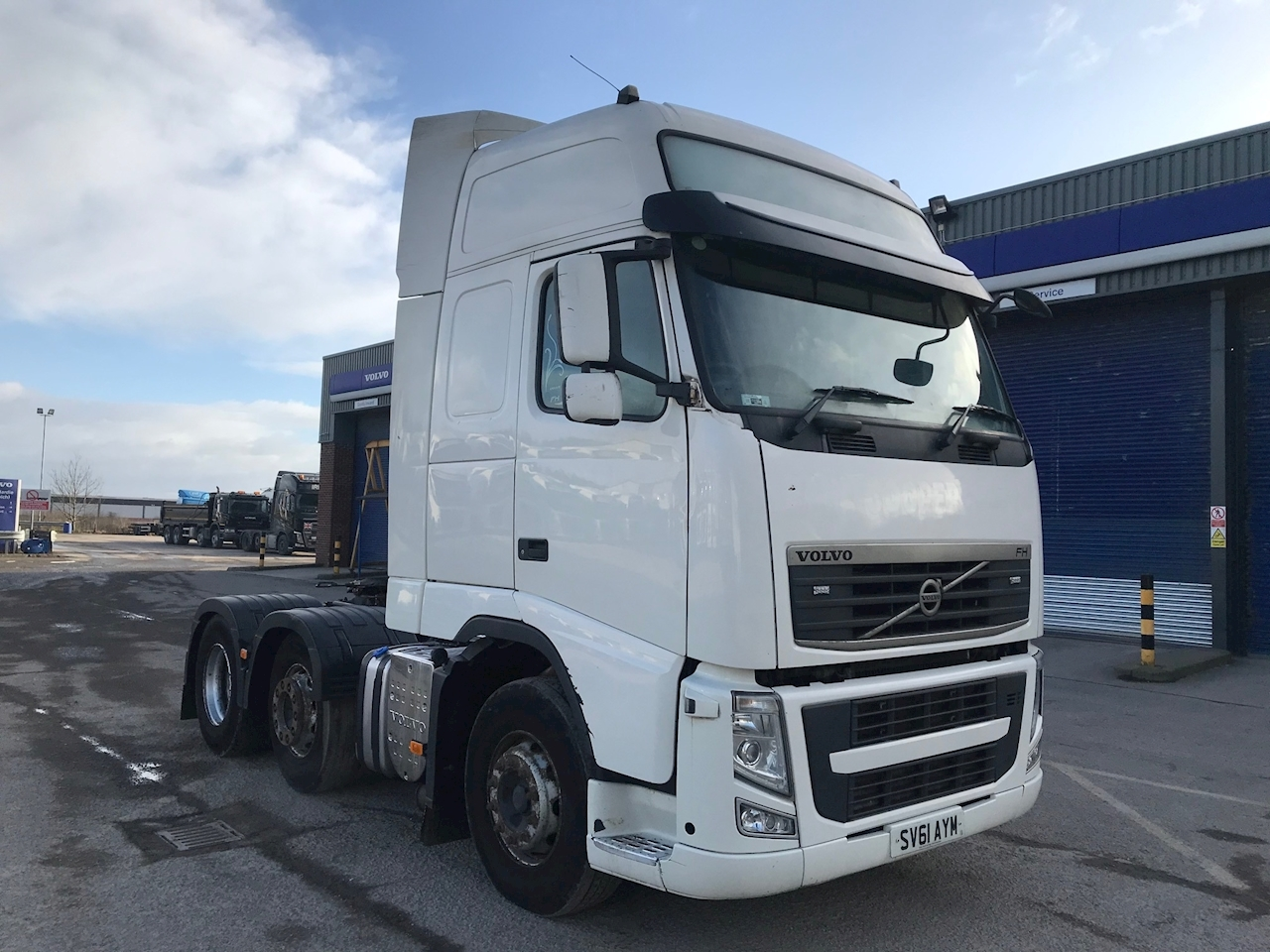 Volvo Fh Fh500 6X2t Pa L2h3 Tractor (Heavy Haulage) 12.8 Manual Diesel