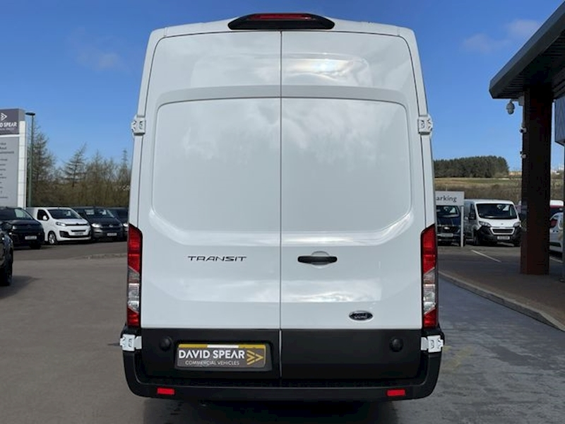 Ford Transit TDCI 130ps JUMBO L4 H3 Premium With Air Con, Electric Pack & ICE Pack 2.4 5dr Panel Van Manual Diesel