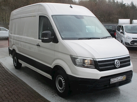 Crafter Tdi CR30 Bluemotion Startline L3H3 Mwb High Roof 2.0 5dr Panel Van Manual Diesel