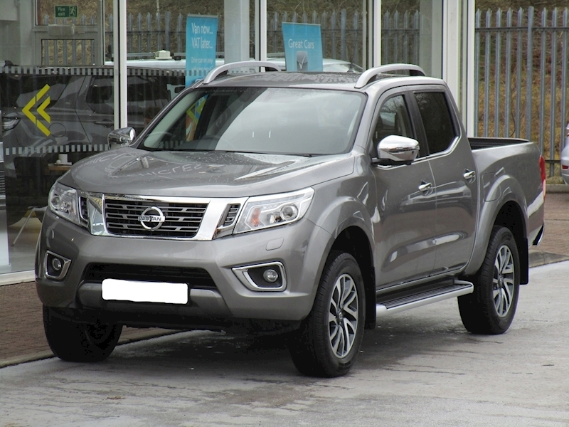 Navara Dci 190ps Tekna 4x4 Double Cab Pick Up With Del Miles only 2.3 5dr Pickup Auto Diesel