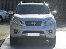 Nissan Navara Dci Tekna 4x4 Double Cab Pick Up with Del Miles Only 2.3 5dr Pickup Automatic Diesel