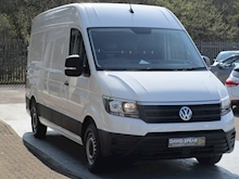 Volkswagen Crafter Tdi 140ps CR35 Trendline L3H3 Mwb with Air Con