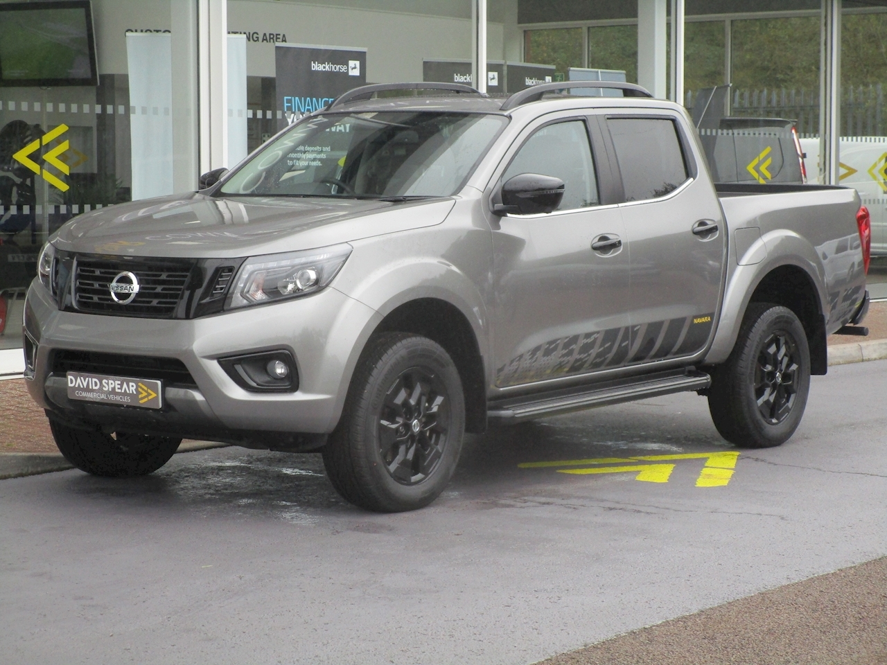 New 2019 Nissan Navara Dci 190ps 4x4 Double Cab Pick Up Tt N Guard 4drive With Sun Roof Sat Nav Rev Cam 2 3 4dr Pickup Manual Diesel For Sale In
