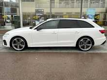 Audi A4 Avant 35TDI 163ps S Line Black Edition with Sat Nav & Rev Cam 2.0 5dr Estate Automatic Diesel