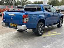 Mitsubishi L200 Di-D 4Wd Barbarian 4X4 Dcb Pickup with Rev Cam, Leather & Del Miles 2.4 4dr Pickup Automatic Diesel