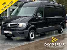 Volkswagen Crafter TDI 140ps Startline L4 Lwb Jumbo With Business Pack & Fixed Ball Tow Bar 2.0 5dr Panel Van Manual Diesel