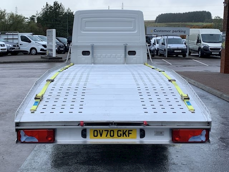 Man Tge TDI 140ps 3.140 Recovery Car Transporter with Aluminium Body 2.0 2dr Vehicle Transporter Manual Diesel