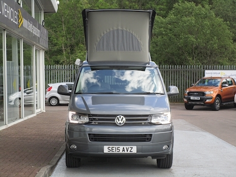 California Tdi 140ps SE 4 Berth Factory Camper With Every Extra Inc Sat Nav 2.0 5dr Specialist Vehicle Manual Diesel