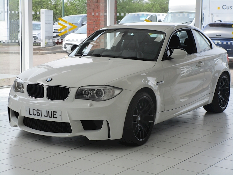1 Series 1M 335ps with SatNav, Leather & Only 19K! 3.0 2dr Coupe Manual Petrol