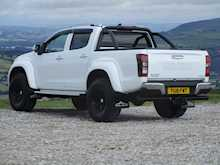 Isuzu D-Max Arctic Trucks AT35 with Roll n Lock, Sat Nav & Roll Bar 1.9 5dr Pickup Automatic Diesel