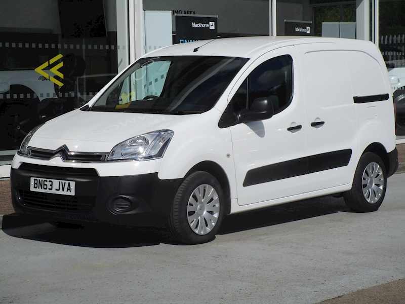 Berlingo 625 Enterprise L1 Hdi with NO VAT, Air Con & Only 12k 1.6 Panel Van Manual Diesel