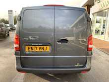 "Mercedes Vito Cdi 115ps 2.8T Lwb L2 With 19"" Alloys, Roof Rails & Gloss Black Grille 1.6 6dr Panel Van Manual Diesel"