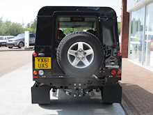 Land Rover Defender 110 Td Xs Utility Wagon With Heated Seats & Air-Con 2.4 5dr Light 4X4 Utility Manual Diesel