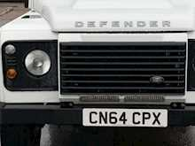 Land Rover Defender Tdci 90ps Hard Top With Air-Con, Secure Storage Box & Only 25k Miles 2.2 3dr Panel Van Manual Diesel