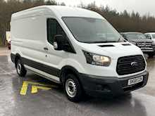 Ford Transit Tdci 105ps 290 L2H2 Mwb With Only 7K 2.0 5dr Panel Van Manual Diesel