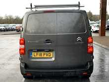 Citroen Dispatch Hdi 115ps M 1000 Enterprise Mwb With Air Con, Roof Rack & Only 11K Miles 1.6 6dr Panel Van Manual Diesel