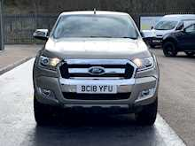 Ford Ranger Tdci 200ps Limited 4X4 Double Cab Pick Up with NO VAT, Leather & Roll'n'Lock Cover 3.2 4dr Pickup Automatic Diesel