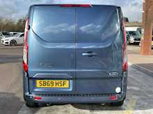 Ford Transit Custom TDCI 130ps Limited L1 SWB DCIV / Crew Van SelectShift Auto Air Con & Alloys 1 Owner 2.0 5dr Combi Van Automatic Diesel