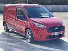 Ford Transit Connect TDCI 100ps Trend Premium 6 Speed 240 L2 H1 LWB With Sat Nav, Rev Cam & Air Con 1.5 5dr Panel Van Manual Diesel