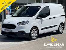 Ford Transit Courier Tdci 100ps Trend with Air Con & Only 16k Miles 1.0 5dr Panel Van Manual Petrol