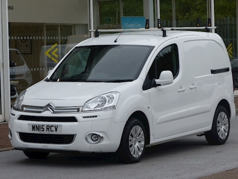 Citroen Berlingo Hdi 75ps 625 Enterprise Look L1 With Full Colour Coding