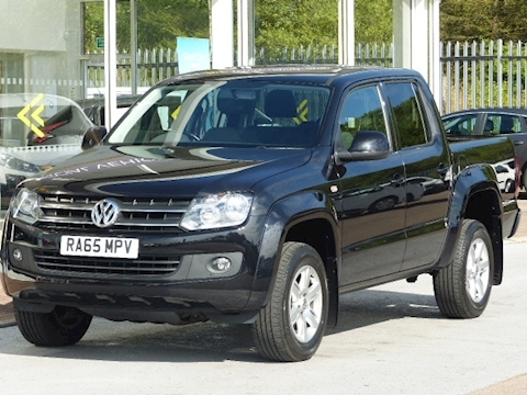 Volkswagen Amarok Dc 180ps Trendline 4Motion Double Cab Pick Up
