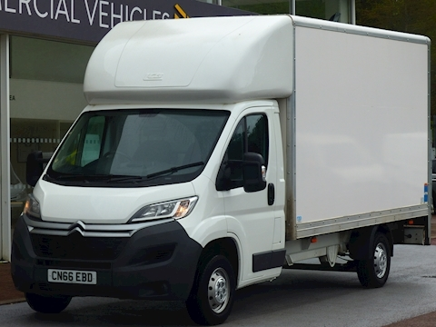 Citroen Relay Hdi 130ps Lwb Luton with Tail Lift