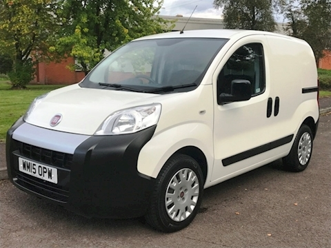 Fiat Fiorino 16V Multijet 75ps NO VAT