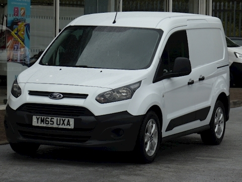 Ford Transit Connect Tdci 95ps 220 L1 Swb 5 Seat Kombi Crew Cab With No Vat