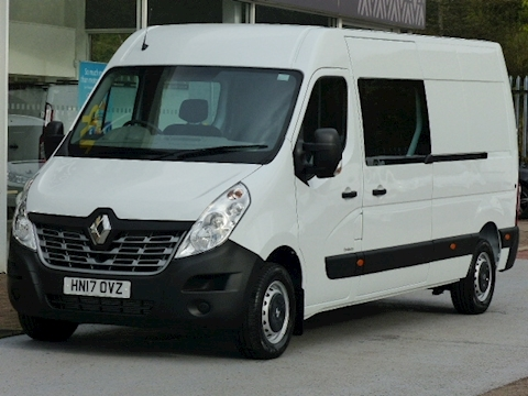 Renault Master Dci 110ps LM35 Business Energy L3H2 Medium Roof With Windows
