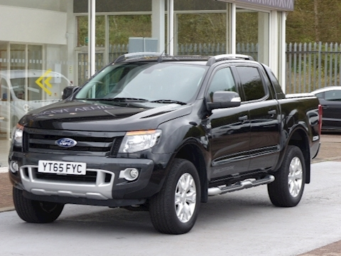 Ford Ranger Tdci 200ps Wildtrak 4X4 Double Cab Pick Up