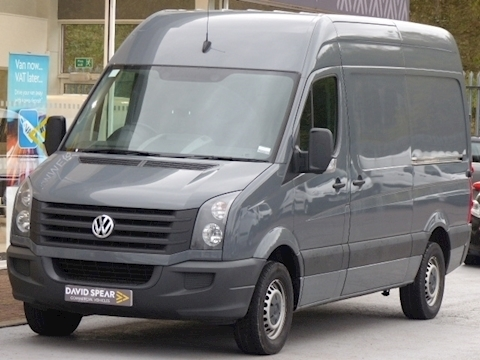 Volkswagen Crafter Tdi 110ps CR35 Mwb Panel Van