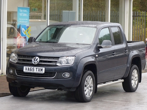 Volkswagen Amarok Dc 180ps Highline 4Motion 4x4 Double Cab Pick up