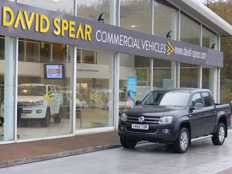 Amarok Dc 180ps Highline 4Motion 4x4 Double Cab Pick up 2.0 5dr Pickup Manual Diesel